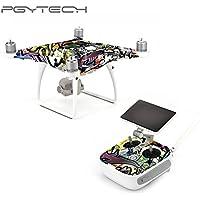 PGYTECH Stickers Skin Decals for Phantom 4 PRO (body+ RC ) Drone with Camera Accessories Quadcopter Drones CA5/CA6/CA11/CA14/CA15 (CA5)