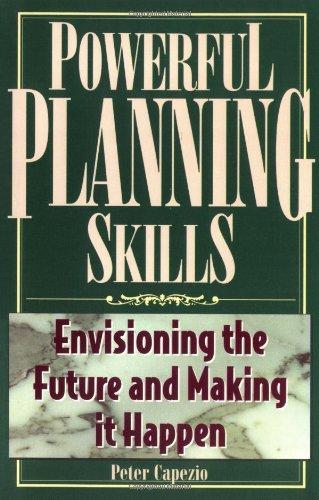 Powerful Planning Skills
