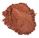 42g/1.5oz''DIAMOND COPPER PENNY'' Mica Powder Pigment (Epoxy,Paint,Color,Art) Black Diamond Pigments