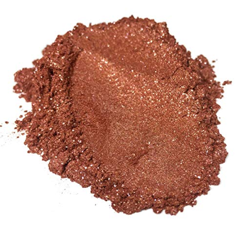 42g/1.5oz''DIAMOND COPPER PENNY'' Mica Powder Pigment (Epoxy,Paint,Color,Art) Black Diamond Pigments by BLACK DIAMOND PIGMENTS