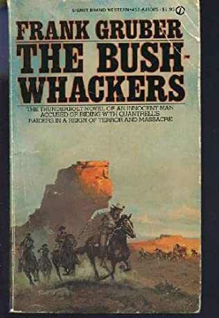 book cover of The Bushwhackers