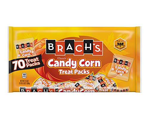 - Brach's Candy Corn Treat Packs, 70 Count