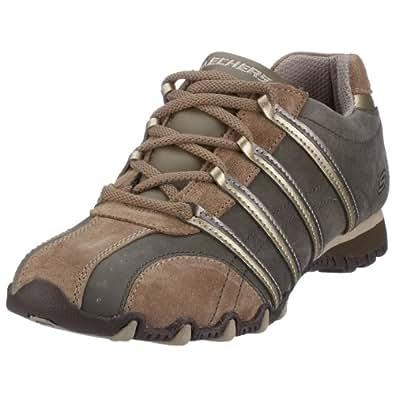 Skechers Women's Patroller Sneaker,Stone Brown,7 M