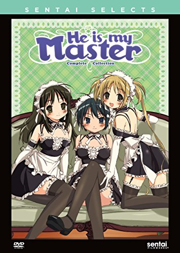 DVD : He Is My Master