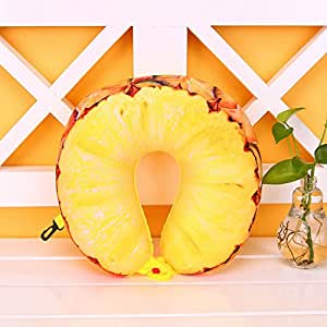 Xuan S Memoria de Viaje Espuma Fruta En Forma de U ...