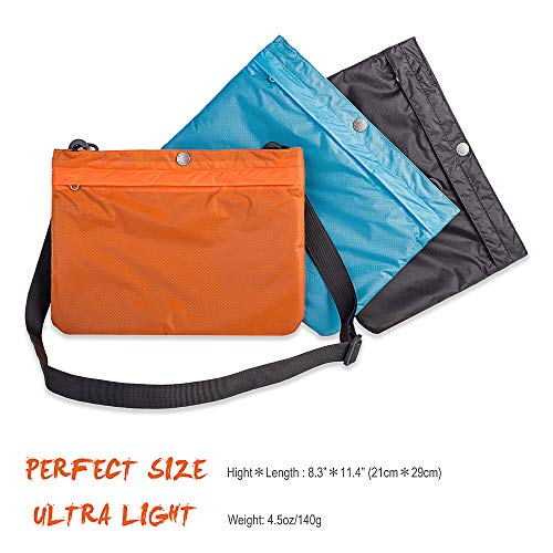 Ultra Fashion Bag Bag Shoulder Messenger Bag Lightweight Bag Crossbody MOOITEK Sling wFd8qF