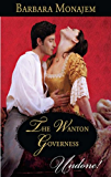 Mills & Boon : The Wanton Governess