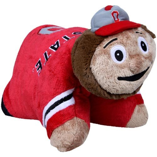 NCAA Ohio State Buckeyes Pillow Pet (Ohio Buckeyes State Toys)