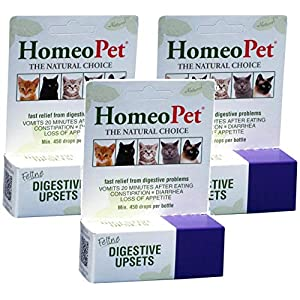 HomeoPet Feline Digestive Upsets 3