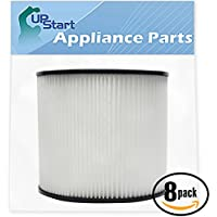 8-Pack Replacement 90304 Filter for Shop-Vac - Compatible with Shop-Vac 90304, Shop-Vac LB650C, Shop-Vac QPL650, Shop-Vac 965-06-00, Shop-Vac CH87-650C, Shop-Vac SL14-300A, Shop-Vac 925-29-10, Shop-Vac 963-12-00, Shop-Vac 596-07-00, Shop-Vac 586-74-00, Shop-Vac 586-75-00, Shop-Vac 586-76-00