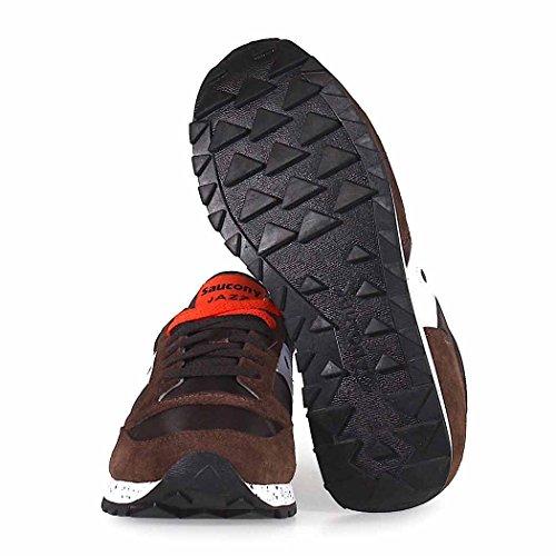 E Tecnico Saucony Camoscio Laterale Tessuto Con Gomma Para In Logo Sneaker HZqg4wt