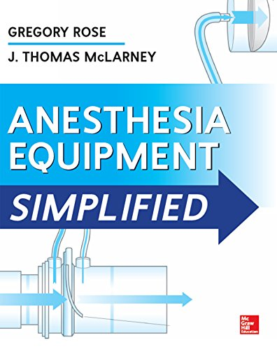 Anesthesia Equipment Simplified Pdf