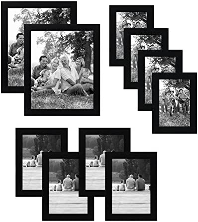 Americanflat 10 Piece Multi Frames Gallery product image