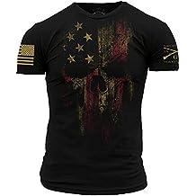Grunt Style American Reaper 2.0 Men's T-Shirt