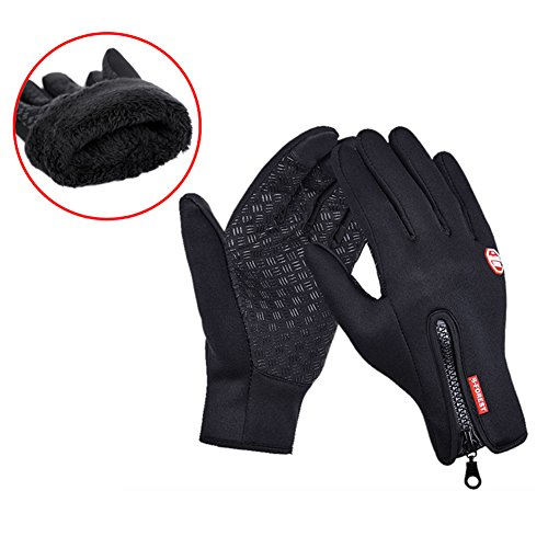 Windproof Thermal Gloves - 1