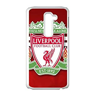 Liverpool Football Club Cell Phone Case for LG G2