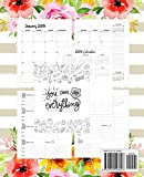 Weekly Meal Planner 2019: A Year - 365 Daily - 52