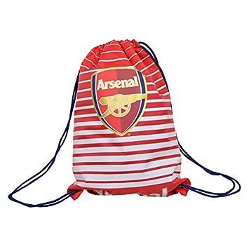 a65cc5cfef Arsenal FC Football Team Fade Drawstring Swimming Kit Gym Bag ...