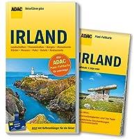 ADAC Reiseführer plus Irland: mit Maxi-Faltkarte zum Herausnehmen
