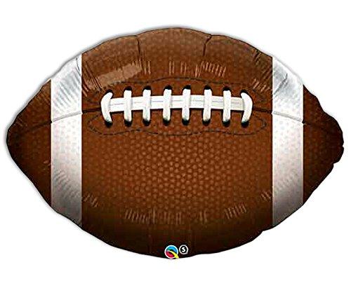 36 Inch Football Mylar Balloon - Huge 3