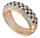 Mondaynoon-Austrian-Crystal-Bracelets-for-Women-Queen