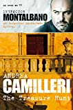 The Treasure Hunt by Andrea Camilleri front cover