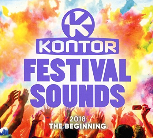 VA - Kontor Festival Sounds 2018 The Beginning - 3CD - FLAC - 2018 - VOLDiES Download