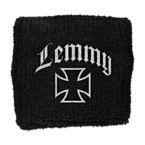 [해외]Lemmy Iron Cross Motorhead 새로운 공식 코튼 스웨트 밴드/Lemmy Iron Cross Motorhead New Official Cotton Sweatband