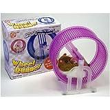 Pet Hamster Wheel Runner