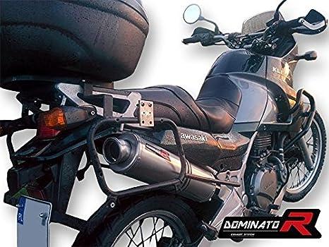 Dominator Auspuff Kawasaki Kle 500 Db Killer Rund Auto