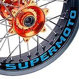 "KETABAO Supermoto Wheels 17"" 17 inch Inner Rim"