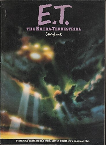 E.T. The Extra-Terrestrial Storybook by William Kotzwinkle