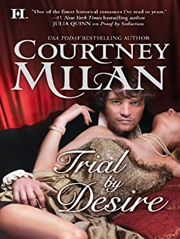 Trial by Desire (Carhart Book 2) by [Milan, Courtney]