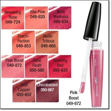 Avon Glazewear Vitaluscious Lip Gloss