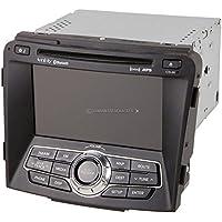 Reman OEM In-Dash Navigation Unit For Hyundai Sonata 2011 - BuyAutoParts 18-60324R Remanufactured