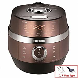 Amazon.com: Cuckoo CRP-JHI0630FG IOT Electric Pressure