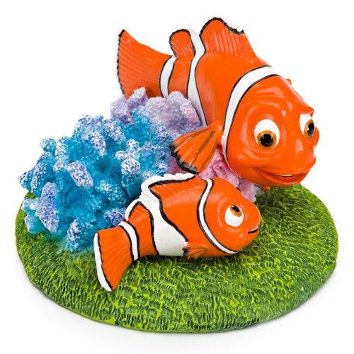 Aquariums - Nemo & Marlin Aquarium Ornament