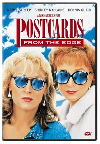 Image result for postcards from the edge
