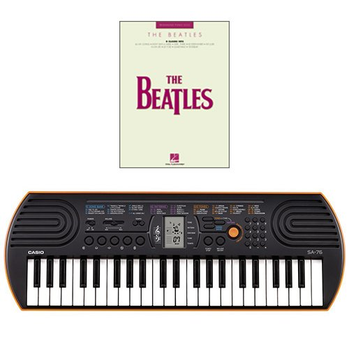Casio Keyboard Beatles Beginning Songbook