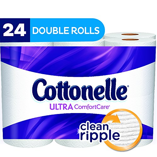 Cottonelle Ultra Comfort Care Family Roll Toilet Paper