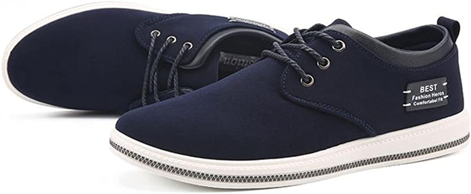 Zapatos de Hombre de Tendencia Zapatos Casuales de Hombre ...