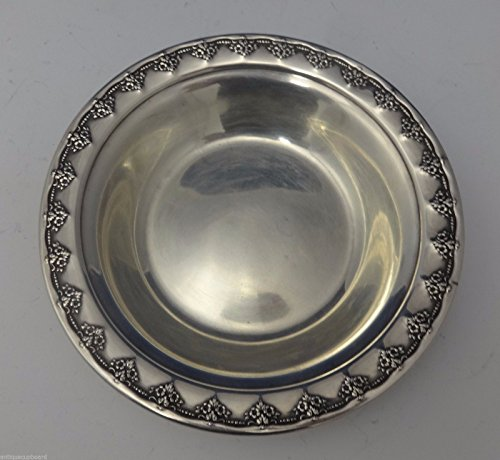 - Tara by Reed and Barton Sterling Silver Bowl 6 1/2