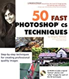 img - for 50 Fast Photoshop CS Techniques (50 Fast Techniques Series) book / textbook / text book