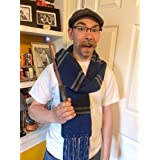 Handmade Knit Ravenclaw Later Years Movie Color Scarf