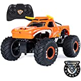 Monster Jam Official El Toro Loco Remote Control Monster Truck, 1:15 Scale, 2.4 GHz