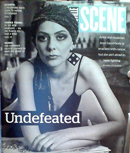 Jessi Zazu's Body Is Wracked with Caner, but She Keeps Fighting / A Predators Fan's Guide to Hating Pittsburgh / Dan Auerbach Enlists Legends - (Nashville Scene - Volume 36, Number 17, June 1-7, 2017)