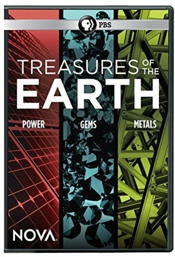 (NOVA: Treasures of the Earth DVD )