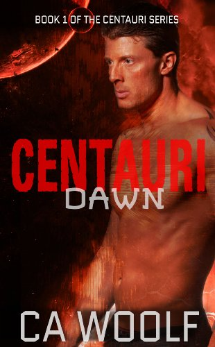 Book: Centauri Dawn by Cynthia Woolf