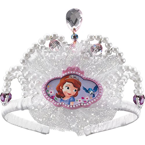 [Disguise Disney The First Sofia Tiara, Child] (Sofia The First Dress Up Costume)