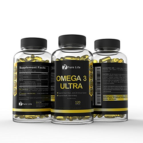 Omega 3 ultra fish oil pills dr recommended epa dha for Fish oil recommendations